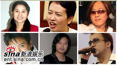 张钰新片歌曲海选涉及娱乐圈近百名知名人士