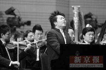 郎朗李云迪分场贺岁两大新年音乐会同时上演