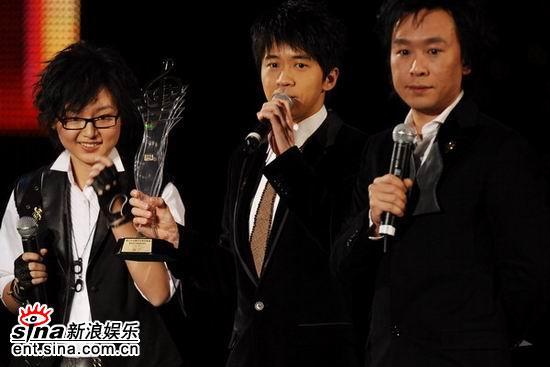 光良《约定》获颁优秀流行国语歌曲奖(图)