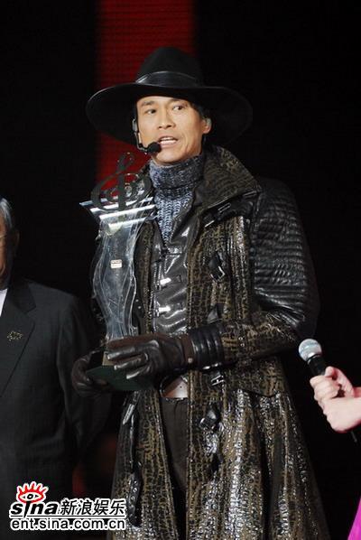 金针奖获得者是从艺35年的郑少秋(图)