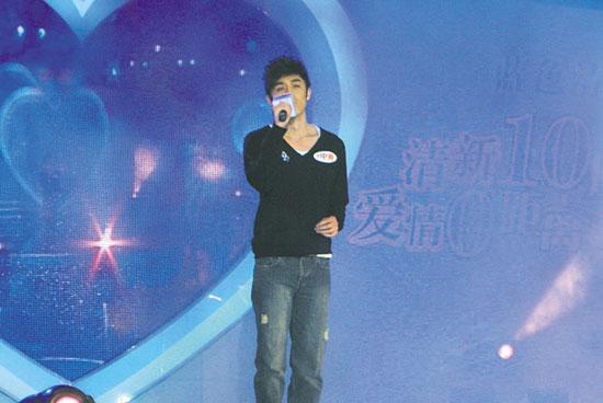 李熠霖北京开唱与谭维维情人节在《两端》(图)