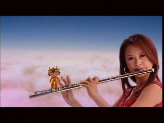 """""""福娃""""古典时尚《2008》MV亮相社会反响强烈"""