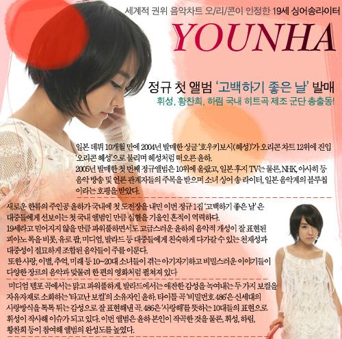 专辑:尹河--《告白的好日子》