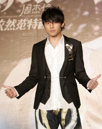 快讯:2006年度港台最受欢迎男歌手--周杰伦