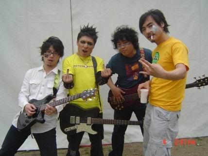 资料:2007迷笛音乐节乐队介绍--糖果枪