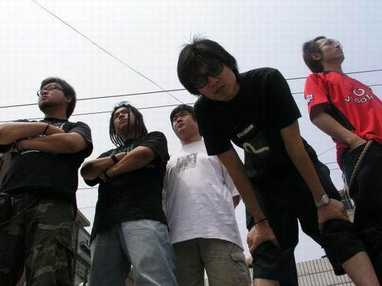 资料:2007迷笛音乐节乐队介绍--641乐队