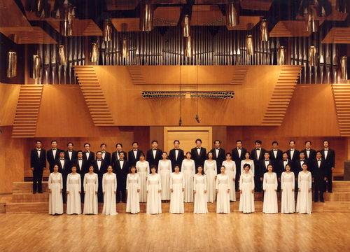 中国交响乐团合唱团将上演经典歌曲作品音乐会