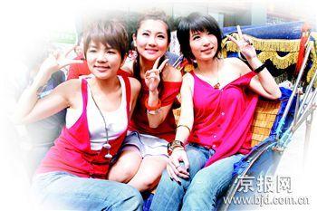 中国风狂袭华语乐坛S.H.E新专辑体验北京味