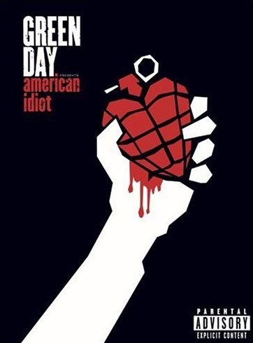 专辑:GreenDay--《AmericanIdiot》