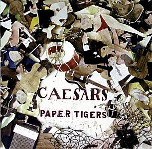专辑:凯撒大帝--《纸老虎》
