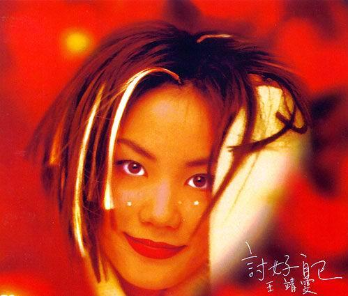 专辑:王菲--《讨好自己》