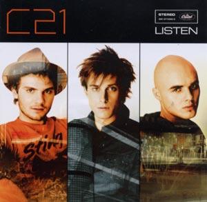 专辑:C21--《爱,就是你Listen》