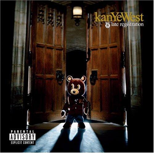 专辑:KanyeWest-《LateRegistration》