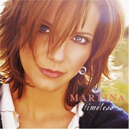 专辑:MartinaMcBride-《Timeless》