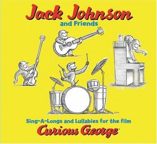 专辑:JackJohnson-《Sing-A-Longs&...》