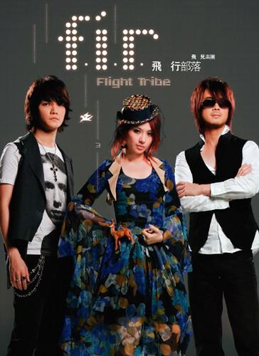 专辑:飞儿乐队--《飞行部落》