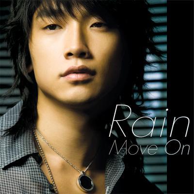 专辑:Rain--《MOVEON》