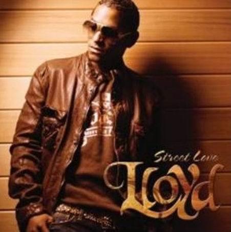 专辑:Lloyd--《StreetLove》