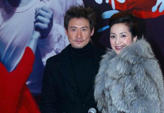 组图:张学友广州宣传《雪狼湖》不敢自称艺术家