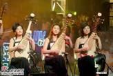 组图:杨千�檬�二乐坊Twins等出席劲歌节目