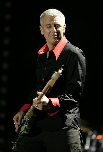 组图:U2世界巡演激情四射圣地亚歌被摇滚点燃