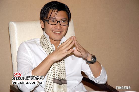 组图:中唱英皇北京公司成立谢霆锋Twins道贺