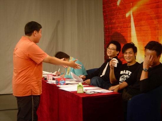 组图:东方卫视莱卡我型我SHOW上海八强产生