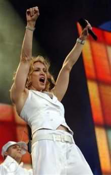 音乐史上最大盛事:10场演唱会全球同步举行