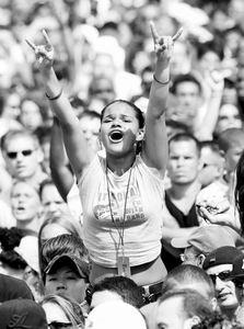 Live8创流行音乐空前盛事十地同唱声援非洲