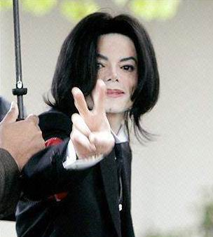 迈克尔-杰克逊录赈灾歌曲 玛利亚-凯莉献声(图