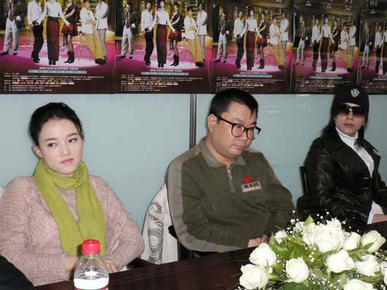 组图:《北京女孩》首演成功有望举行全国巡演