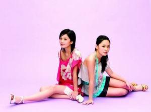 图文:Twins北京演唱会色彩密码-粉红色主题