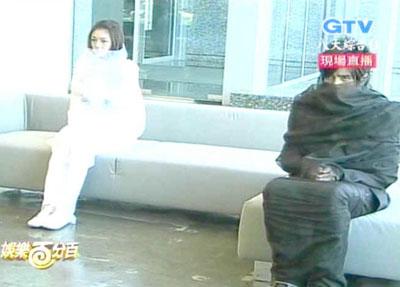 组图:小猪罗志祥新MV大S鼎立相助酷变木乃伊