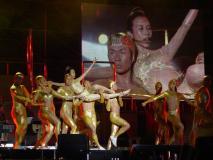 组图:莫文蔚上海个唱激情上演与周杰伦跳热舞