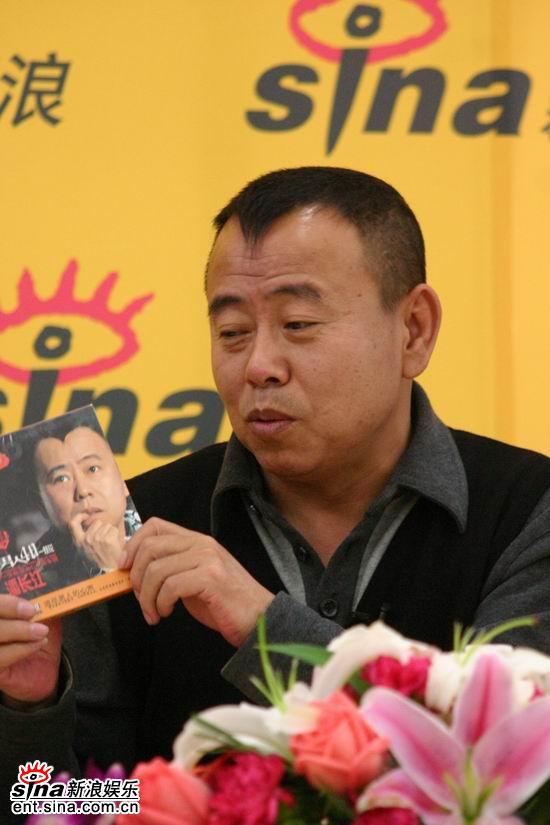 图文:笑星潘长江新专辑讲述40岁男人的心声