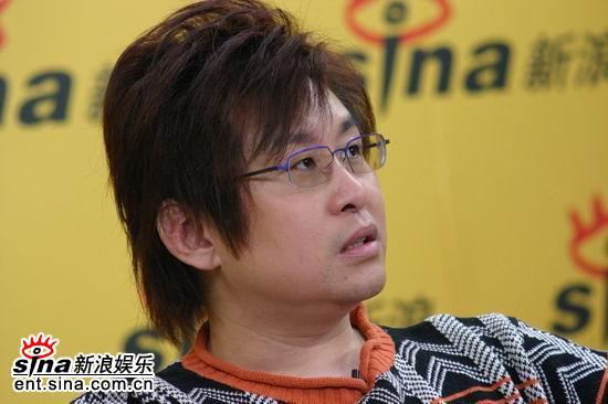 图文:歌手郑智化聊个唱-音乐有点像生活习惯