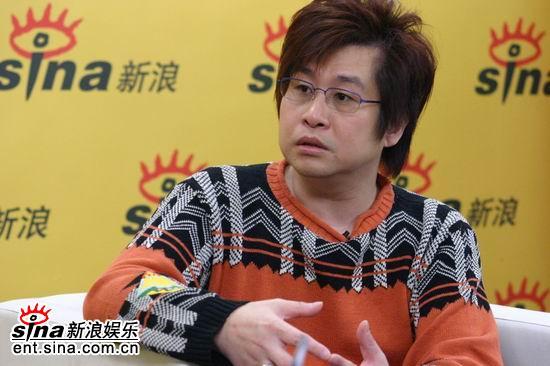 图文:歌手郑智化不喜欢把所有事情单一化
