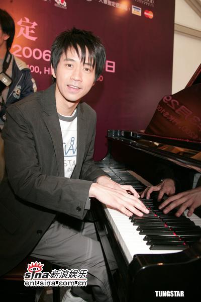 组图:光良首场演唱会3月开唱刘若英黎明出席