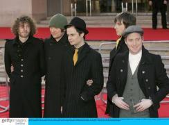 2006全英音乐奖揭晓凯撒首领独领风骚(组图)