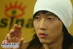 4月3日最酷男星:韩星张佑赫做客新浪透露婚期