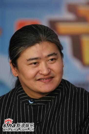 图文:百事音乐风云榜评审团主席刘欢谈感受