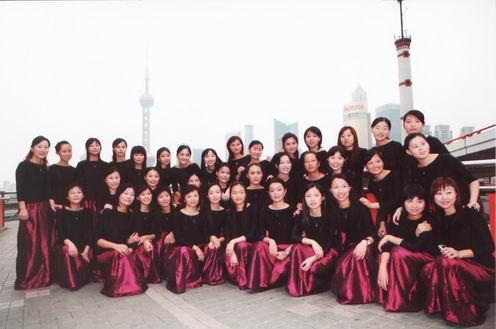 上海爱乐女子合唱团