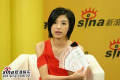 苏慧伦聊新专辑送新浪网友签唱会门票(附视频)