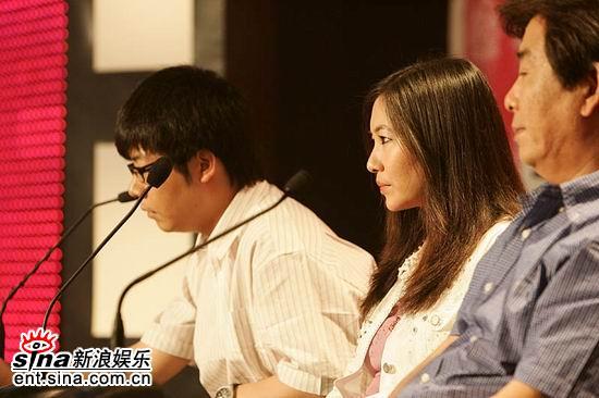 图文:超女长沙十进七-顺子王明琦仓雁彬