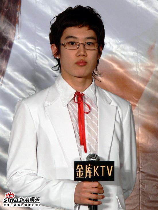 图文:韩国组合TAKE北京歌友会--张成宰