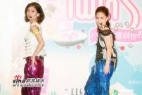 6月1日最美女星:Twins发行新专辑带你环游世界