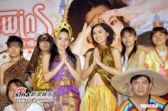 组图:6月2日时尚关键词--东南亚民族服装