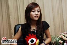 杭州唱区7强选手张焱做客新浪聊天实录(组图)