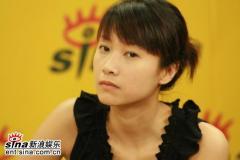 徐静蕾谈单曲自认不是乌鸦也不是百灵(附视频)