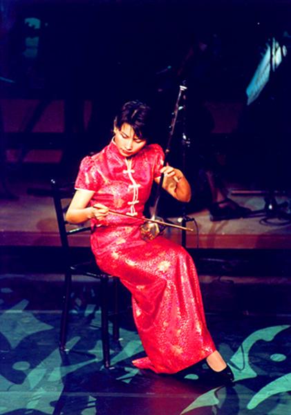 组图:第四届为中国喝彩--雅典卫城大型歌舞晚会